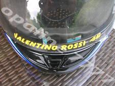 Sticker Visor Helmet Valentino Rossi Yamaha