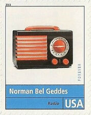 US 4546g American Industrial Design Radio forever single MNH 2011