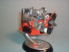 CORVETTE CHEVROLET CORVETTE 283 V8 ENGINE FRANKLIN MINT 1:6 DIECAST
