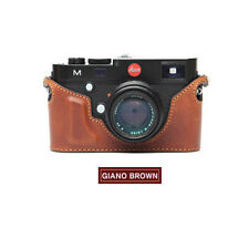 Ciesta Leather Case Leica M Giano Brown