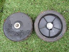 mountfield sp454 front wheels x2