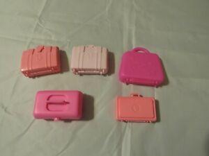 Barbie Luggage