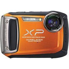 Orange Waterproof Digital Cameras