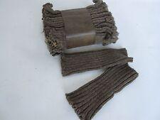 Wehrmacht Pulswärmer Handschuhe Lago 1941 Wool Gloves Wrist warmer WH Wk2 WWII