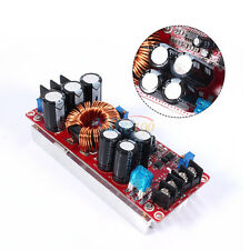 1200W 20A DC-DC Converter Booster Module Step Up Power Board 10-60V to 12-83V
