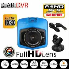 "1080P HDMI HD 2.4"" Night Vision LCD Car DVR Accident Camera Video Recorder BA"