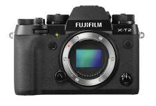 Fujifilm X-T2 Systemkamera Gehäuse / Body schwarz *NEU+OVP*