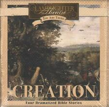 NEW Lamplighter Theater CREATION You Are There Series Audio CD Bible Stories