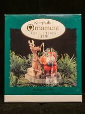 Hallmark Keepsake Ornament Fishing for Fun Collector's Club 1995