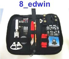 Quanlity Set of  Watch Tool Kit-12 Items + a Free Eyepatch