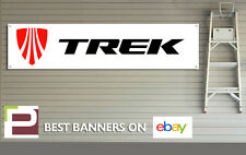 TREK Bicycles Banner PVC Sign for workshop, garage, TREK Bike