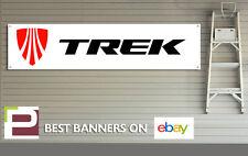 TREK Bicycles Banner PVC Sign for workshop, garage, TREK Bike
