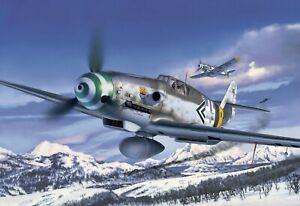 Revell: Messerschmitt Bf109 G-6 in 1:32 [4009804665]