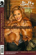 Buffy the Vampire Slayer Season 8 Comic 1/09,Harmonic Divergence,January 2009
