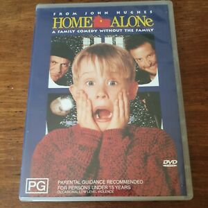 Home Alone DVD R4 Like New! FREE POST