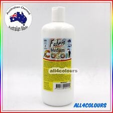 500ml Oz Made Mr. Color Fabric Medium from Radical Paint Non Toxic