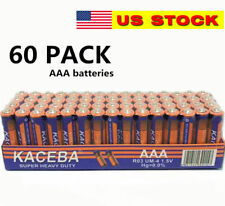 100 Pack Aa Batteries 1.5v Wholesale Lot New Fresh