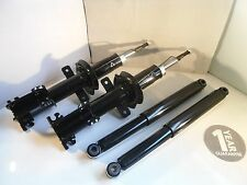 Vauxhall Vivaro Front + Rear Shock Absorbers Dampers 2001-Onwards