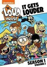 The Loud House It Gets Louder Season 1 Series One Vol. 2 Vol Two DVD
