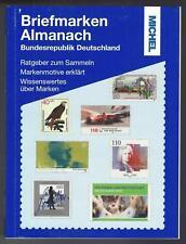 Michel Briefmarken Almanach Bundesrepublik Deutschland Ratgeber Motive Sammeln