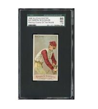 1888 N22 Racing Colors Of The World SCHICKLER SGC 86 #1269564-045