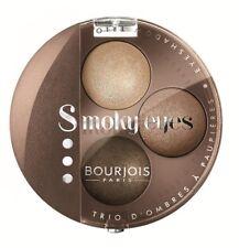 Bourjois 394041 Smoky Eyes Trio Eyeshadow No.04 Nude Ingenu