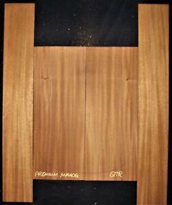 Guitar Luthier Tonewood QUARTERSAWN HONDURAN MAHOGANY Acoustic backs sides SET