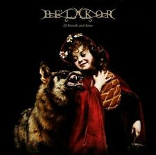 Belakor Of Breath & Bone CD Australian Melodic Death Metal