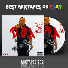 Joe Moses - Dead Or Alive Mixtape (Full Artwork CD Art/Front/Back Cover)