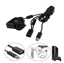 USB AC Adapter Charger Power Supply Cable for XBOX 360 XBOX360 Kinect Sensor