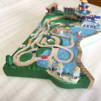 Disney Deagostini My Disneyland Model Figure Diorama Parts Miniature Kit Hobby