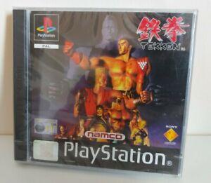 Namco TEKKEN - NEW & SEALED - UK Pal - Sony PS1