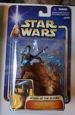 Aayla Secura Jedi Knight 2002 Star Wars SAGA AOTC MOC #11