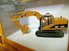 Caterpillar 1/87 Diecast 315C L Hydraulic Excavator CAT Alloy Vehicle 55107 Toy