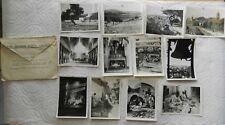 12 Real Photographs of Bethleham Matson Photo Service Pre 1946