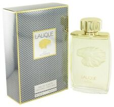 LALIQUE POUR HOMME 125ML EDP SPRAY FOR MEN BY LALIQUE. DISCONTINUED