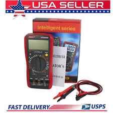 Digital Multimeter Volts Capacitance Ammeter 30 Range Auto Power off UA9205N  #3