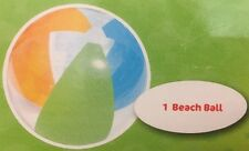 """Inflatable Beach Ball 10"""" inch / 25cm Holiday Garden Swimming Pool Blow Up Toy"""