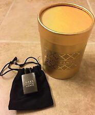 1999 ESTEE LAUDER Saks Fifth Avenue Shopping Bag SOLID PERFUME COMPACT Pleasures
