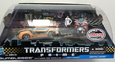 NYCC Transformers Prime First Edition Bumblebee and Arcee NEW MINT SEALED!