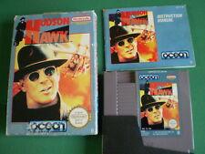 Nintendo NES HUDSON HAWK Complet PAL B FRA