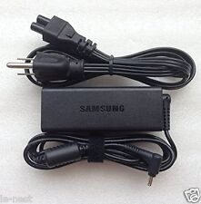Original Samsung 19V 2.1A 40W AD-4019A AC Adapter for ATIV Book 5/ Book 9 +Cord