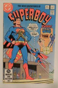 Superboy #29 (8.0 VF or higher! 1st APP Disk Jockey! Kurt Schaffenberger Cover!)