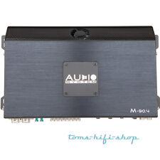 Audio System M-90.4 4-Kanal Auto Verstärker PKW Endstufe 640 Watt/RMS M-Series