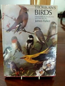 'Thorburn's Birds' by James Fisher !st Edition 4th Imp. 1974 London