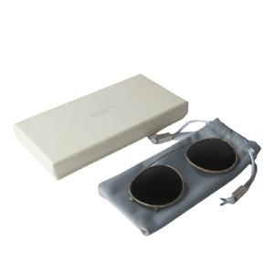 OLIVER PEOPLES TAKUMI Sunglasses Clip On OV1274TC 531187 TK-1 Gold / Grey 47-22