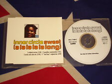 INNER CIRCLE - sweat (a la la la la long)  4 trk MAXI CD 1992