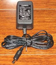 Genuine Casio (AD0A60024) AC Adapter For Electronic Calculator 120 Volts & 60Hz