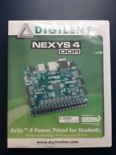 Digilent Nexys 4 DDR Artix-7 FPGA: Trainer Board Recommended for ECE Curriculum