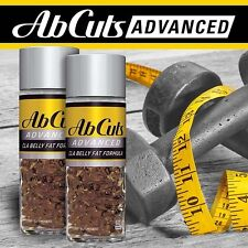Ab Cuts CLA Belly Fat Formula 120 ct  2X Concentrated Abcuts Lose Fat